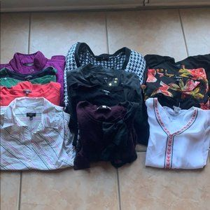 Women's Size MP 12 Item Not-So-Mystery Bundle